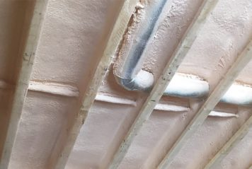 spray foam Insulation in Victoria and Nanaimo